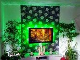 Světelné efekty vytvořené pomocí DALI sběrnice