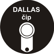 Dallas / RFID čipy