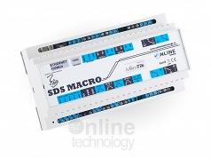Sestava SDS MACRO DIN + Zdroj 12V + teplotní čidlo