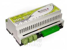 Sestava SDS BIG + IO8 + Zdroj 12V + teplotní čidlo