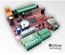 SDS MICRO LIGHT ST LAN Kontroler