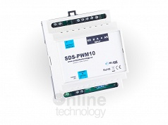 SDS PWM10 DIN