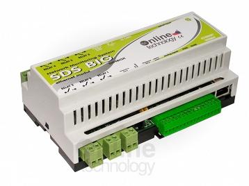 SDS BIG128 DINBOX 12V