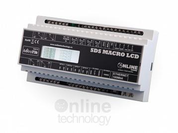 SDS MACRO LCD