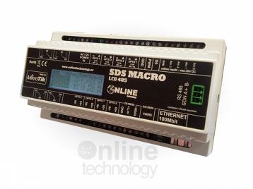 SDS MACRO LCD485